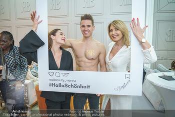 Salon Opening - Real Beauty Vienna - Mi 04.03.2020 - Tatjana KREUZMAYR mit Mutter Sissy KREUZMAYR, Philipp KNEFZ27