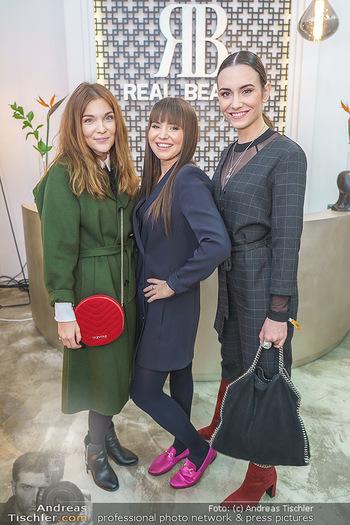 Salon Opening - Real Beauty Vienna - Mi 04.03.2020 - Barbara KAUDELKA, Kimberly BUDINSKY, Rodica POPA39