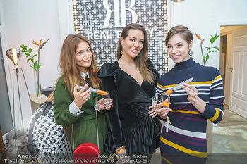 Salon Opening - Real Beauty Vienna - Mi 04.03.2020 - Barbara KAUDELKA, Nadine MIRADA, Maria YAKOVLEVA42