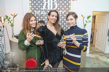 Salon Opening - Real Beauty Vienna - Mi 04.03.2020 - Barbara KAUDELKA, Nadine MIRADA, Maria YAKOVLEVA43