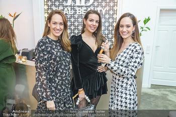 Salon Opening - Real Beauty Vienna - Mi 04.03.2020 - Nadine MIRADA, Sasa und Bianca SCHWARZJIRG46