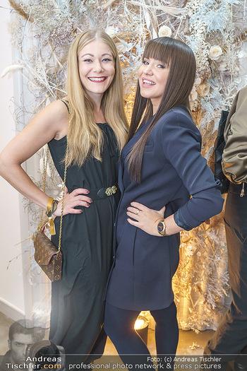 Salon Opening - Real Beauty Vienna - Mi 04.03.2020 - Sandra RAUNIGG, Rodica POPA50