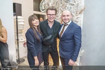 Salon Opening - Real Beauty Vienna - Mi 04.03.2020 - Rodica und Cosmin POPA, Adi WEISS81