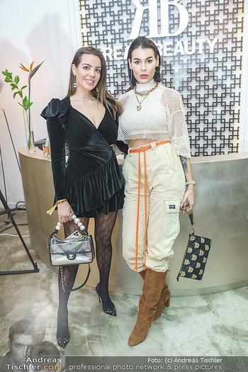 Salon Opening - Real Beauty Vienna - Mi 04.03.2020 - Nadine MIRADA, Sanela VELAGIC90