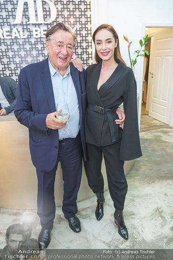 Salon Opening - Real Beauty Vienna - Mi 04.03.2020 - Richard LUGNER, Tatjana KREUZMAYR94