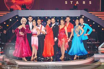 Dancing Stars 2020 Auftakt - ORF Zentrum - Sa 07.03.2020 - Gruppenfoto Dancing Stars Tänzerinnen1