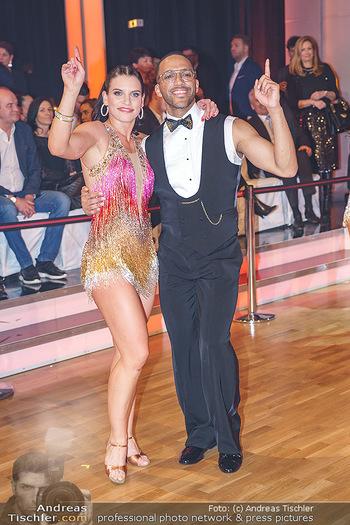 Dancing Stars 2020 Auftakt - ORF Zentrum - Sa 07.03.2020 - Conny KREUTER, Cesar SAMPSON4