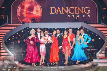 Dancing Stars 2020 Auftakt - ORF Zentrum - Sa 07.03.2020 - Gruppenfoto Dancing Stars Tänzerinnen5