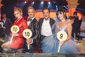 Dancing Stars 2020 Auftakt - ORF Zentrum - Sa 07.03.2020 - Jury Nicole HANSEN, Balazs EKKER, Karina SARKISSOVA, Dirk HEIDEM6