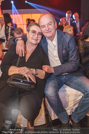 Dancing Stars 2020 Auftakt - ORF Zentrum - Sa 07.03.2020 - Herbert PROHASKA mit Ehefrau Elisabeth9
