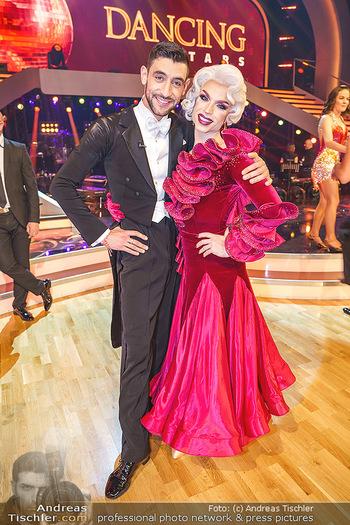 Dancing Stars 2020 Auftakt - ORF Zentrum - Sa 07.03.2020 - Dimitar STEFANIN, Tamara MASCARA12