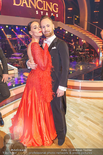 Dancing Stars 2020 Auftakt - ORF Zentrum - Sa 07.03.2020 - Edita MALOVCIC, Florian VANA13