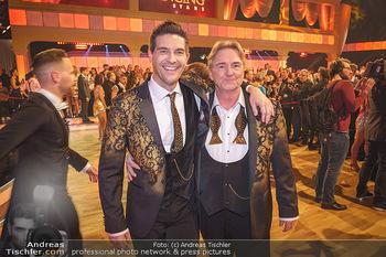 Dancing Stars 2020 Auftakt - ORF Zentrum - Sa 07.03.2020 - Andi OGRIS, Norbert OBERHAUSER14