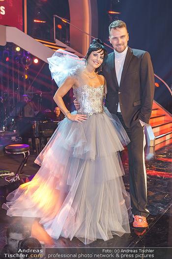 Dancing Stars 2020 Auftakt - ORF Zentrum - Sa 07.03.2020 - Nicole HANSEN, Niko NIKO18