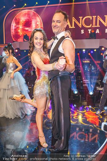 Dancing Stars 2020 Auftakt - ORF Zentrum - Sa 07.03.2020 - Roswitha WIELAND, Christian DOLEZAL19