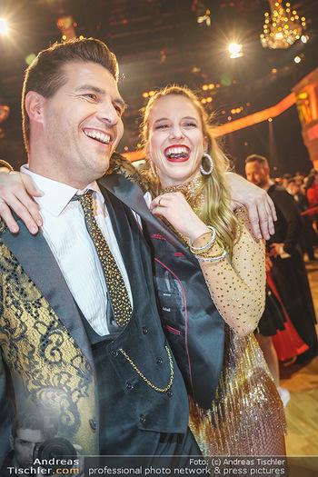 Dancing Stars 2020 Auftakt - ORF Zentrum - Sa 07.03.2020 - Norbert OBERHAUSER, Catharina MALEK25