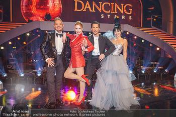 Dancing Stars 2020 Auftakt - ORF Zentrum - Sa 07.03.2020 - Jury Nicole HANSEN, Balazs EKKER, Karina SARKISSOVA, Dirk HEIDEM27