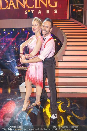 Dancing Stars 2020 Auftakt - ORF Zentrum - Sa 07.03.2020 - Silvia SCHNEIDER, Danilo CAMPISI28