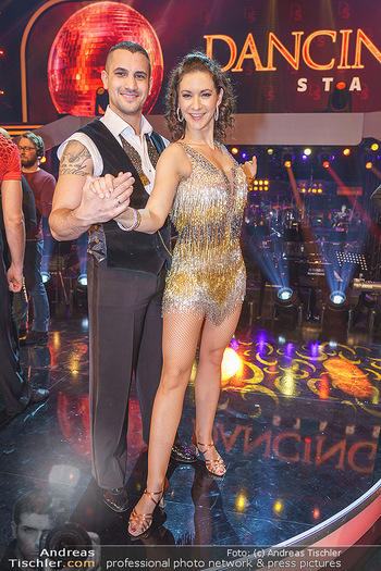Dancing Stars 2020 Auftakt - ORF Zentrum - Sa 07.03.2020 - Marcos NADER, Alexandra SCHERIAU30