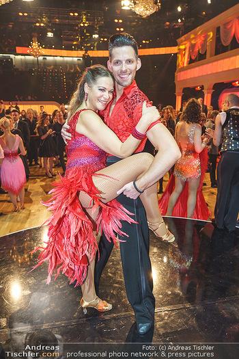 Dancing Stars 2020 Auftakt - ORF Zentrum - Sa 07.03.2020 - Natalia USHAKOVA, Stefan HERZOG37