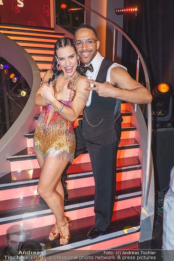 Dancing Stars 2020 Auftakt - ORF Zentrum - Sa 07.03.2020 - Conny KREUTER, Cesar SAMPSON38
