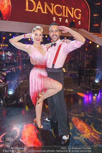 Dancing Stars 2020 Auftakt - ORF Zentrum - Sa 07.03.2020 - Silvia SCHNEIDER, Danilo CAMPISI42