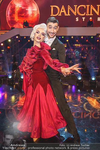 Dancing Stars 2020 Auftakt - ORF Zentrum - Sa 07.03.2020 - Dimitar STEFANIN, Tamara MASCARA46