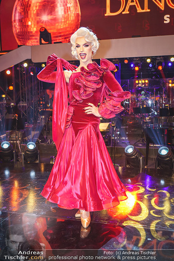 Dancing Stars 2020 Auftakt - ORF Zentrum - Sa 07.03.2020 - Tamara MASCARA50