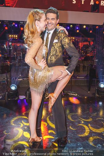 Dancing Stars 2020 Auftakt - ORF Zentrum - Sa 07.03.2020 - Norbert OBERHAUSER, Catharina MALEK51