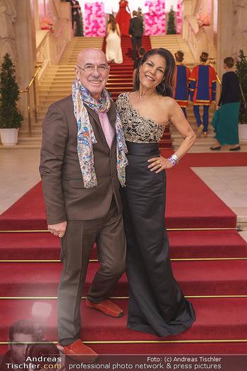 Dancer against Cancer Ball - Hofburg Wien - Fr 06.03.2020 - Otto und Shirley RETZER2