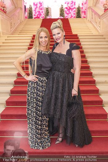 Dancer against Cancer Ball - Hofburg Wien - Fr 06.03.2020 - Natasha HENSTRIGDE, Yvonne RUEFF39