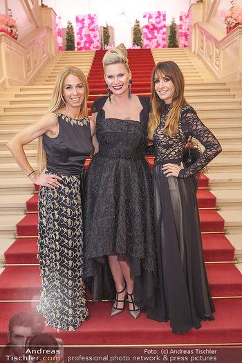 Dancer against Cancer Ball - Hofburg Wien - Fr 06.03.2020 - Natasha HENSTRIGDE, Nelly BAUMANN, Yvonne RUEFF41