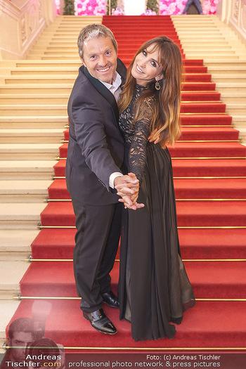 Dancer against Cancer Ball - Hofburg Wien - Fr 06.03.2020 - Manfred und Nelly BAUMANN50
