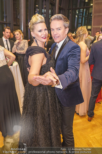 Dancer against Cancer Ball - Hofburg Wien - Fr 06.03.2020 - Alfons HAIDER, Natasha HENSTRIGDE63