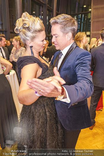 Dancer against Cancer Ball - Hofburg Wien - Fr 06.03.2020 - Alfons HAIDER, Natasha HENSTRIGDE64