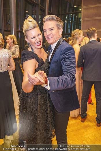 Dancer against Cancer Ball - Hofburg Wien - Fr 06.03.2020 - Alfons HAIDER, Natasha HENSTRIGDE66