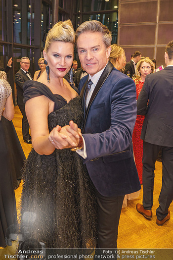 Dancer against Cancer Ball - Hofburg Wien - Fr 06.03.2020 - Alfons HAIDER, Natasha HENSTRIGDE67