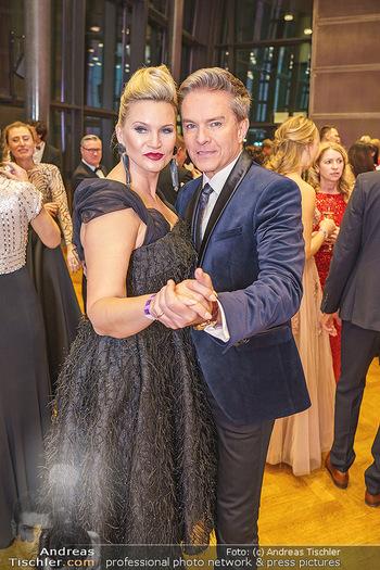 Dancer against Cancer Ball - Hofburg Wien - Fr 06.03.2020 - Alfons HAIDER, Natasha HENSTRIGDE68