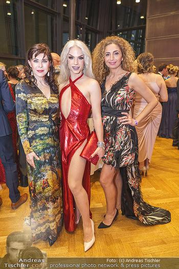 Dancer against Cancer Ball - Hofburg Wien - Fr 06.03.2020 - Anja KRUSE, Tamara MASCARA, Eser AKBABA73