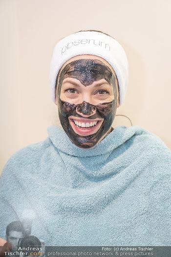 the best of you beauty Event - Babetown, Wien - Mo 09.03.2020 - Bianca SCHWARZJIRG mit Gesichtsmaske56