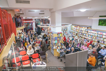 Buchpräsentation ´Die Anti-Aging Revolution´ - Buchhandlung Herder, Wien - Mo 09.03.2020 - 5