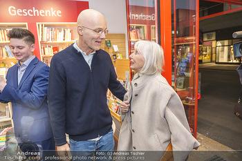 Buchpräsentation ´Die Anti-Aging Revolution´ - Buchhandlung Herder, Wien - Mo 09.03.2020 - 6