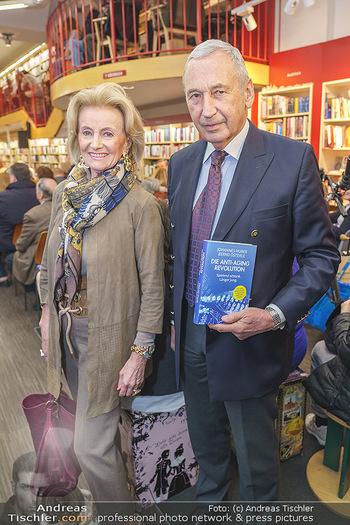 Buchpräsentation ´Die Anti-Aging Revolution´ - Buchhandlung Herder, Wien - Mo 09.03.2020 - Johannes HUBER, Elisabeth GÜRTLER13
