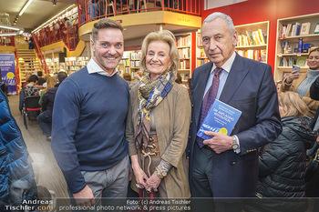Buchpräsentation ´Die Anti-Aging Revolution´ - Buchhandlung Herder, Wien - Mo 09.03.2020 - Bernd ÖSTERLE, Johannes HUBER, Elisabeth GÜRTLER15