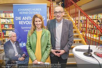 Buchpräsentation ´Die Anti-Aging Revolution´ - Buchhandlung Herder, Wien - Mo 09.03.2020 - Herbert ZACH, Silvia JELONCIC19