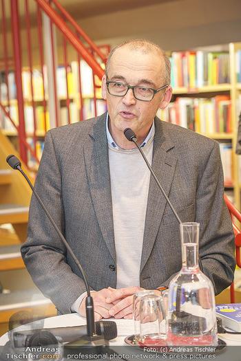 Buchpräsentation ´Die Anti-Aging Revolution´ - Buchhandlung Herder, Wien - Mo 09.03.2020 - Herbert ZACH20