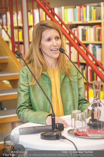 Buchpräsentation ´Die Anti-Aging Revolution´ - Buchhandlung Herder, Wien - Mo 09.03.2020 - Silvia JELONCIC21