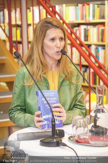 Buchpräsentation ´Die Anti-Aging Revolution´ - Buchhandlung Herder, Wien - Mo 09.03.2020 - Silvia JELONCIC22