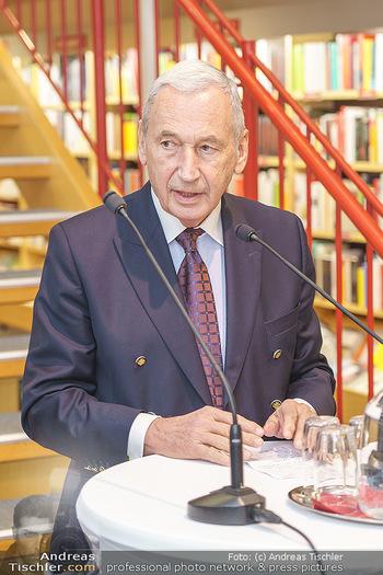 Buchpräsentation ´Die Anti-Aging Revolution´ - Buchhandlung Herder, Wien - Mo 09.03.2020 - Johannes HUBER24