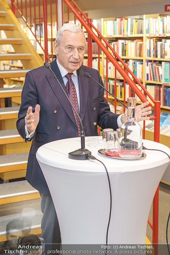 Buchpräsentation ´Die Anti-Aging Revolution´ - Buchhandlung Herder, Wien - Mo 09.03.2020 - Johannes HUBER25